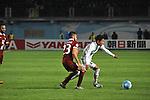 NASAF QARSHI (UZB) vs EL JAISH (QAT) during the 2016 AFC Champions League Group D Match Day 4 on 05 April 2016 at the Karshi Central Stadium in Karshi, Uzbekistan. Photo by Stringer / Lagardere Sports