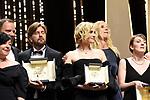 Ruben Ostlund, Diane Kruger, Sandrine Kiberlain