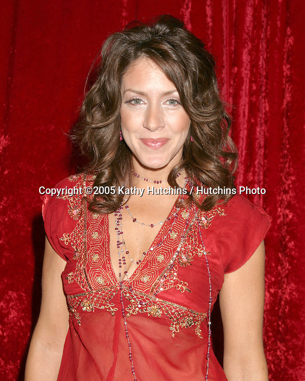 """Joely Fisher.""""What A Pair 3"""" Concert.Westwood, CA.April 8, 2005.@2005 Kathy Hutchins / Hutchins Photo."""