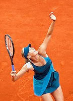 27-5-09, France, Paris, Tennis, Roland Garros, Maria Sharapova