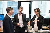 Visit CEO Isabelle Kocher Engie Singapore