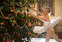 04/11/16<br /> <br /> Commission Mcc0073519 Assigned<br /> <br /> Daisy Kerry (17).<br /> <br /> Ballerinas pose for photographs in the Painted Hall at Chatsworth House to mark the start of the stately home's Christmas themed  &lsquo;The Nutcracker&rsquo;. Join Clara's adventures as she is swept away by her Nutcracker Prince until Jan 3 2017.<br /> <br /> All Rights Reserved F Stop Press Ltd. (0)1773 550665   www.fstoppress.com
