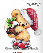 CHRISTMAS ANIMALS, WEIHNACHTEN TIERE, NAVIDAD ANIMALES, paintings+++++,KL6145/3,#xa#