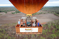 20161104 04 November Hot Air balloon Cairns