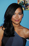 "HOLLYWOOD, CA. - September 07: Naya Rivera attends the ""Glee"" Season 2 Premiere Screening And DVD Release Party at Paramount Studios on September 7, 2010 in Hollywood, California."