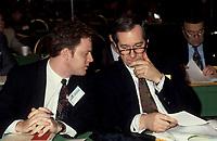 FILE - Daniel Johnson, Avril 1993.