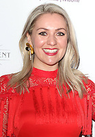 Larissa Eddie attends James Ingham's 'Jog-On to Cancer' 7th annual party raising funds for Cancer Research UK, at Proud Embankment, London on April 10th 2019<br /> CAP/ROS<br /> ©ROS/Capital Pictures
