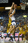 Nevada forward Cody Martin (11) shoots against California Baptist in the second half of an NCAA college basketball game in Reno, Nev., Monday, Nov. 19, 2018. (AP Photo/Tom R. Smedes)