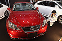May 28, 2010 - Tokyo, Japan - A customized Lexus IS is on display during the 'Tokyo Special Import-Car Show' held at the Tokyo Big Sight Exhibition Center, in Tokyo, Japan on May 28, 2010. The show that began in 2004 runs from May 28-30, and gives to nearly 200 exhibitors to showcase aftermarket parts, service, technology for imported cars, and customized/tuned imported cars.