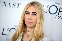 NEW YORK, NY - NOVEMBER 13: Rachel Platten attends the 2017 Glamour Women of The Year Awards at Kings Theatre on November 13, 2017 in New York City. <br /> <br /> <br /> People:  Rachel Platten<br /> <br /> Transmission Ref:  MNC1<br /> <br /> Hoo-Me.com / MediaPunch