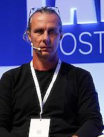 Roberto Ricci , RRD,  durante il XXIX convegno di Capri per Napoli   dei  Giovani Industriali a Citta della Scienza , 25 Ottobre 2014