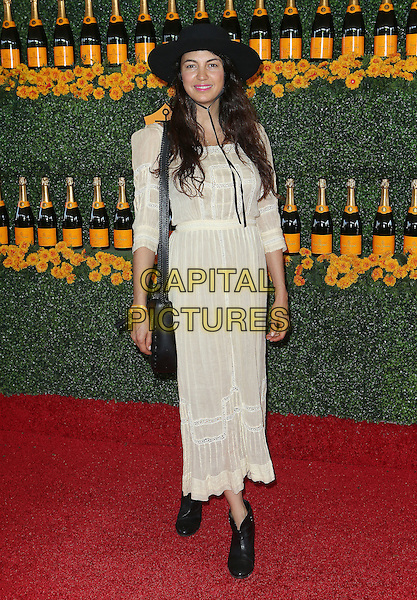17 October 2015 - Pacific Palisades, California - Shiva Rose. Sixth-Annual Veuve Clicquot Polo Classic, Los Angeles held at Will Rogers State Historic Park. <br /> CAP/ADM/FS<br /> &copy;FS/ADM/Capital Pictures