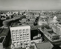 1959 April 3..Redevelopment.Downtown North (R-8)..Downtown Progress..North View from VNB Building  POV#3..HAYCOX PHOTORAMIC INC..NEG# C-59-5-5.NRHA#..