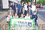 9928-9931.Athletes - Young athletes gathered at The Brandon Hotel on Saturday before heading off to represent Tralee at The International Children's Games being held in San Francisco this summer. Front l/r Eoghan Sheehy, Avril Peevers, Deidre Lawlor, Molly McGilton and Aaron Houlihan. Seated l/r Harry Freeman, John Byrne, Lord Mayor of Tralee Ted Fitzgerald, Mike Culloty and Michelle Culloty. Standing l/r Michael Godley, P.J. Galvin, Darragh O'Brien, David O'Sullivan, Ian McCarthy and Anthony Forde......   Copyright Kerry's Eye 2008