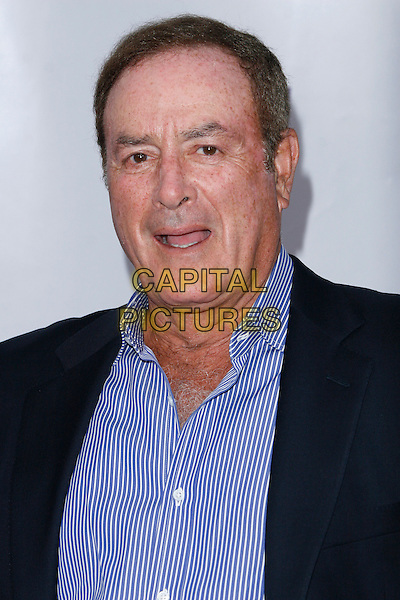 AL MICHAELS . arriving at the The Cable Show 2010 To Feature An Evening With NBC Universal held at  Universal Studios Hollywood in Universal City, California, USA, .May 12th, 2010..portrait headshot mouth open funny blue shirt .CAP/ROT/AMB.©Adriana M. Barraza /Roth Stock/Capital Pictures