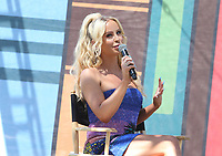 13 April 2019 - Los Angeles, California - Gigi Gorgeous. 2019 Los Angeles Times Festival Of Books held at University of Southern California. Photo Credit: Faye Sadou/AdMedia