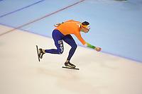 SCHAATSEN: HEERENVEEN: IJsstadion Thialf, 15-11-2012, World Cup Training, Seizoen 2012-2013, Sven Kramer, ©foto Martin de Jong