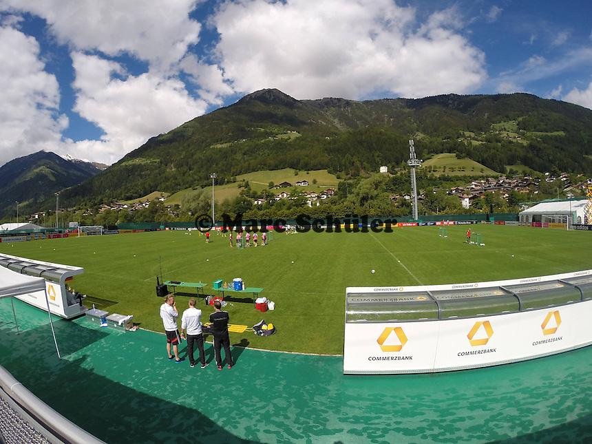 Training der Deutschen Nationalmannschaft  im Rahmen der WM-Vorbereitung in St. Martin