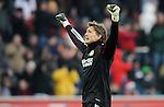 Fussball, 1. Bundesliga 2009/2010: Bayer Leverkusen - Borussia Moenchengladbach