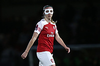 Louise Quinn of Arsenal during Arsenal Women vs Bristol City Women, FA Women's Super League Football at Meadow Park on 14th March 2019