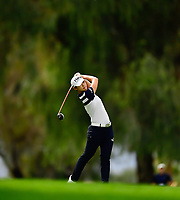 Sung Hyun Park of Korea, hits from the fairway of the 9th hole fro her second shot, during the third round of the ANA Inspiration at the Mission Hills Country Club in Palm Desert, California, USA. 3/31/18.<br /> <br /> Picture: Golffile | Bruce Sherwood<br /> <br /> <br /> All photo usage must carry mandatory copyright credit (&copy; Golffile | Bruce Sherwood)during the second round of the ANA Inspiration at the Mission Hills Country Club in Palm Desert, California, USA. 3/31/18.<br /> <br /> Picture: Golffile | Bruce Sherwood<br /> <br /> <br /> All photo usage must carry mandatory copyright credit (&copy; Golffile | Bruce Sherwood)