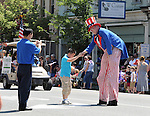 SAUGERTIES JULY 4TH PARADES