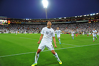 131120 FIFA World Cup 2015 Playoff Football - All Whites v Mexico
