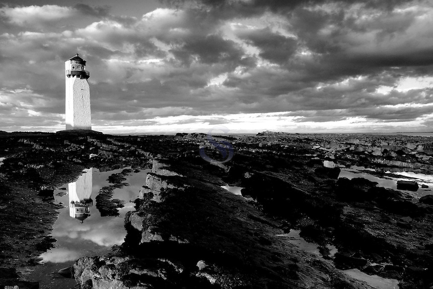 Southerness Lighthouse, Southerness, Dumfries & Galloway