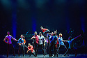 London, UK. 08.10.2014. BALLET REVOLUCION return to the Peacock Theatre. Photograph © Jane Hobson.