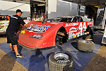 Feb 11, 2009; 4:08:33 PM; Barberville, FL, USA; UMP DIRTcar Racing Series for the 38th Annual ALLTEL DIRTcar Nationals by UNOH at Volusia Speedway Park.  Mandatory Credit: (thesportswire.net)