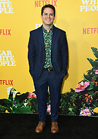 "01 August 2019 - Los Angeles, California - Erich Lane. Netflix's ""Dear White People"" Season 3 Los Angeles Premiere held at TRegal Cinemas LA Live. Photo Credit: Birdie Thompson/AdMedia"