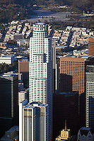 aerial photograph US Bank Los Angeles, California