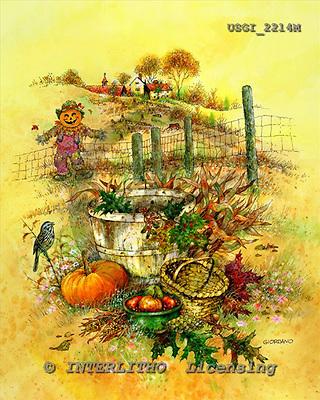 GIORDANO, STILL LIFE STILLLEBEN, NATURALEZA MORTA, paintings+++++,USGI2214M,#I# pumpkins