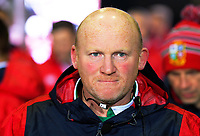 Lions assistant coach Neil Jenkins during the 2017 DHL Lions Series rugby union match between the NZ Maori and British & Irish Lions at Rotorua International Stadium in Rotorua, New Zealand on Saturday, 17 June 2017. Photo: Dave Lintott / lintottphoto.co.nz