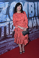 Jodi Kimberly at the premiere of SyFy TV-Film Zombie Tidal Wave at the Garland Hotel in Los Angeles, California August 12, 2019. Credit: Action Press/MediaPunch ***FOR USA ONLY***