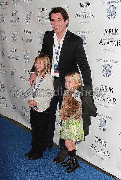 "11 November 2016 - Los Angeles, California - Goran Visnjic. Cirque du Soleil ""Toruk - The First Flight"" Opening Night held at Staples Center. Photo Credit: PMA/AdMedia"
