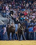 Joe Beaver during the RFDTV American. Photo by Andy Watson