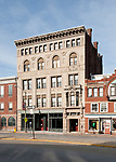 Fitchburg Historical Society, Phoenix Building, 781 Main Street, Fitchburg, Mass.  978-345-1157<br /> Image &copy;2012 Charles Sternaimolo<br /> Fitchburg Historical Tour 2012