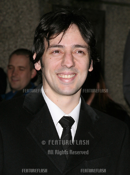 Ralf Little arriving for the Evening Standard Film Awards, County Hall, London. 06/02/2012 Picture by: Alexandra Glen / Featureflash