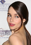 Emilia Clarke  attending the 2013 Actors Fund Annual Gala at the Mariott Marquis Hotel in New York on 4/29/2013...