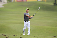 Soren Kjeldsen (DEN) in action on the 10th during Round 2 of the Maybank Championship at the Saujana Golf and Country Club in Kuala Lumpur on Friday 2nd February 2018.<br /> Picture:  Thos Caffrey / www.golffile.ie<br /> <br /> All photo usage must carry mandatory copyright credit (&copy; Golffile | Thos Caffrey)