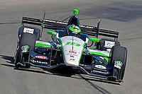 9-10 July, 2016 Newton, Iowa USA<br /> Conor Daly (#18)<br /> &copy;2016, F. Peirce Williams