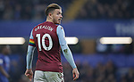 Aston Villa's Jack Grealish during the Premier League match at Stamford Bridge, London. Picture date: 4th December 2019. Picture credit should read: Paul Terry/Sportimage