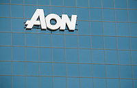 Aon corporate office is seen in Toronto April 22, 2010. Aon Corporation (NYSE: AON) is a provider of risk management services, insurance and reinsurance brokerage, human capital and management consulting, and specialty insurance underwriting.