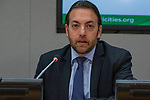 Joint Press Briefing with the United Nations Office on Drugs and Crime (UNODC), United Nations Human Settlements Programme (UN-Habitat) and United Nations Educational, Scientific and Cultural Organization (UNESCO) entitled 'The Future of African Youth- Towards the Africa we want by 2030'<br /> <br /> Speakers:<br /> <br /> Mr. Jean-Pierre Mr. Elong Mbassi, Secretary General of United Cities and Local Governments of Africa (UCLG Africa)<br /> Mr. Chris Williams, Director, UN-Habitat New York Liaison Office<br /> Ms. Simone Monasebian, Director, UNODC, New York Offic<br /> Ms. Wambui Kahara, UCLG Africa, Youth Champion