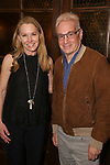 Janet Kagan and Howard Kagan attends the Drama League's directing fellows dinner at the Bond 45 on May 16, 2018 in New York City.