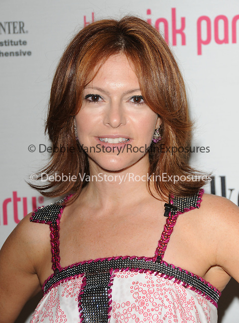 Elyse Walker at The 5th annual Pink Party celebration to Benefit Cedars-Sinai Women's Cancer Research Institute at the Samuel Oschin Comprehensive Cancer Institute, event held at La Cachette Bistro in Santa Monica, California on September 12,2009                                                                   Copyright 2009 DVS / RockinExposures