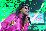 M.I.A performs live to a sold out crowd at The Mayan Theatre in Los Angeles, California on October 14,2010                                                                   Copyright 2010  DVS / RockinExposures