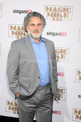 "LOS ANGELES, CA - JUNE 25: Gregory Jacobs  at the ""Magic Mike XXL"" Premiere at the TCL Chinese Theater on June 25, 2015 in Los Angeles, California. Credit: David Edwards/MediaPunch"