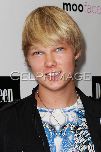AUSTIN ANDERSON. arrives to the Los Angeles Premiere of Vigilante at Laemmle Music Hall 3. Beverly Hills, CA, USA. July 26, 2010.